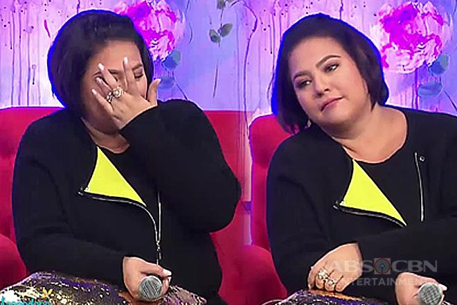 Momshie Karla, di napigilang maluha sa Magandang Buhay