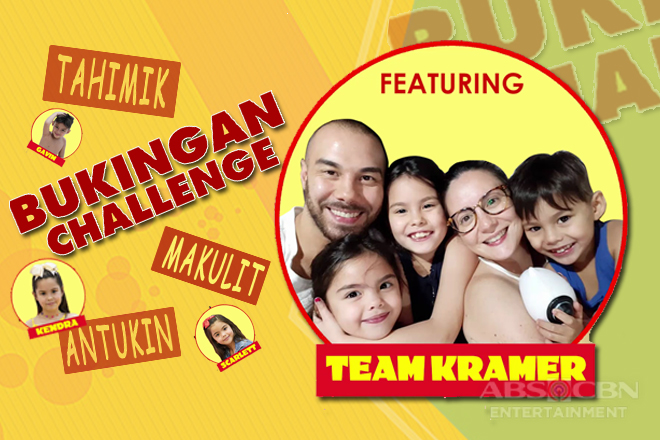 Bukingan Challenge with Team Kramer