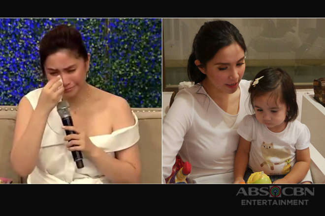 What did baby Isabella do that made Mariel Rodriguez cry?