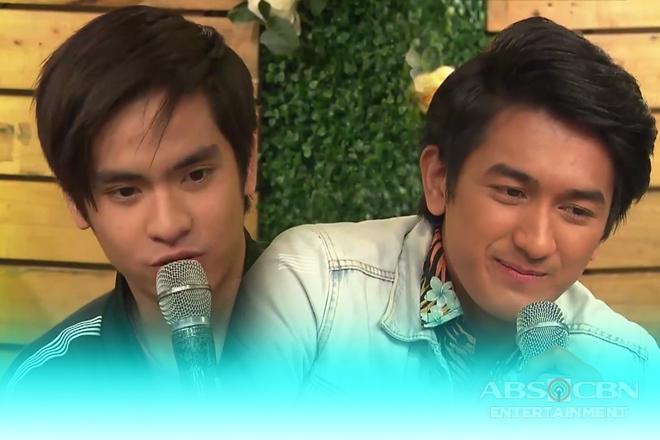 Why Makisig turns emotional on Magandang Buhay because of Jairus
