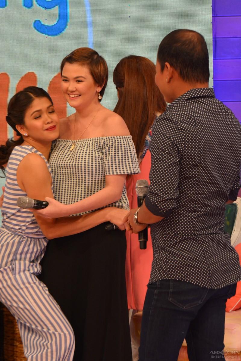 Magandang Buhay BTS: Kwentuhan with Angelica & Pooh