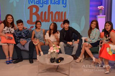BTS PHOTOS: Magandang Buhay with Nash & Alexa and Bailey a& Ylona