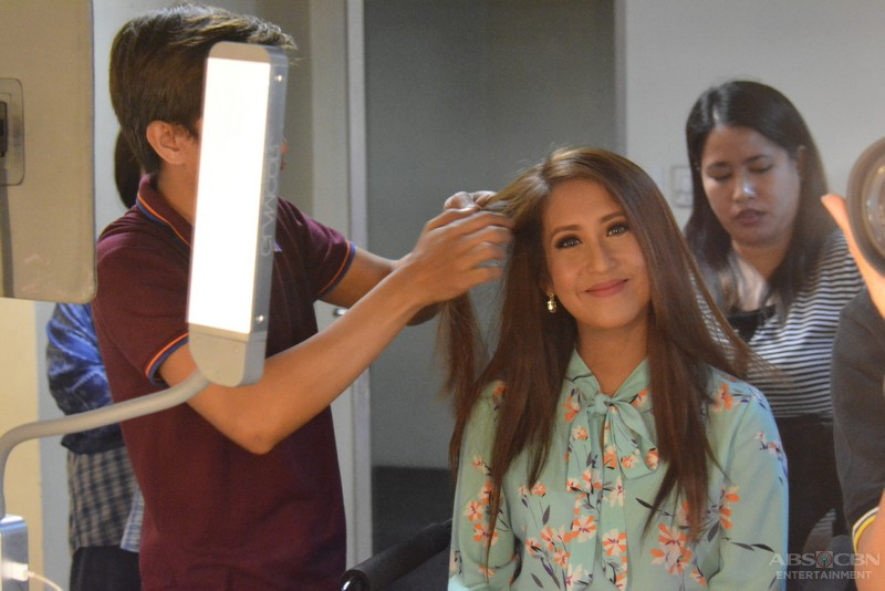 LOOK: Inside the dressing rooms of Momshies Karla, Jolina and Melai