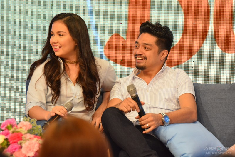 PHOTOS: Magandang Buhay with power couples Bayani-Lenlen & Nyoy-Mikkie