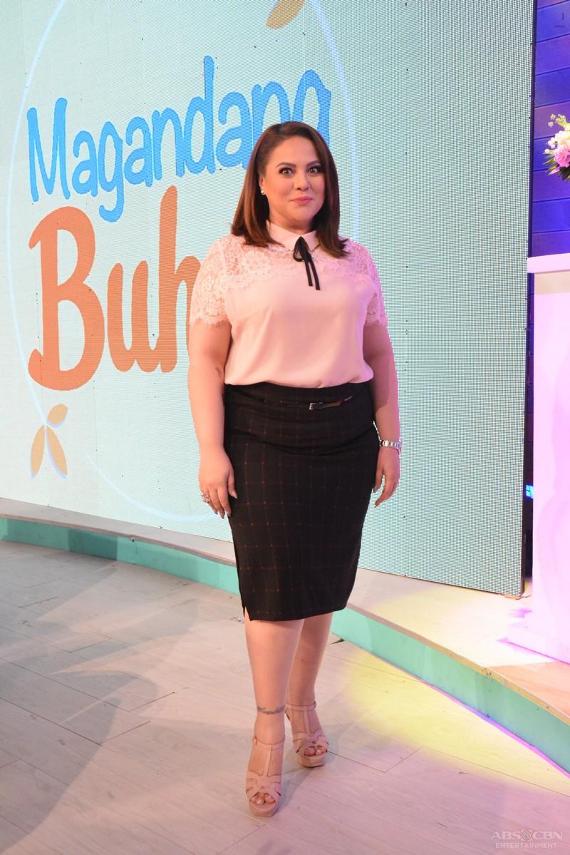 Momshies aura with Magandang Buhay's Karla, Jolina and Melai