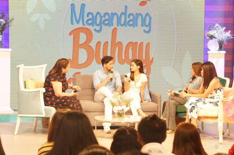 IN PHOTOS: Billy & Coleen in their first sit-down interview together