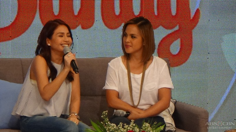 PHOTOS: Magandang Buhay with Kaye Abad and Paul Jake