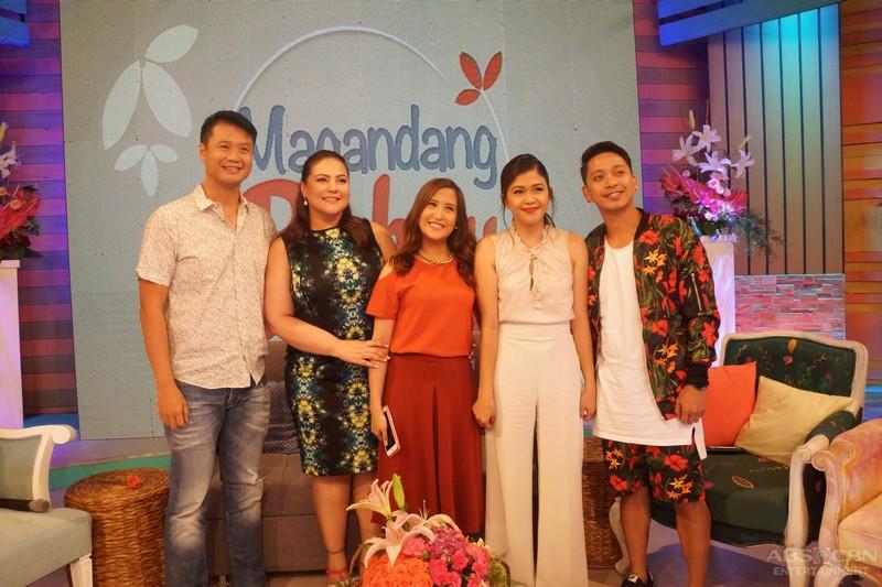 Magandang Buhay with Jhong Hilario and Win Gatchalian