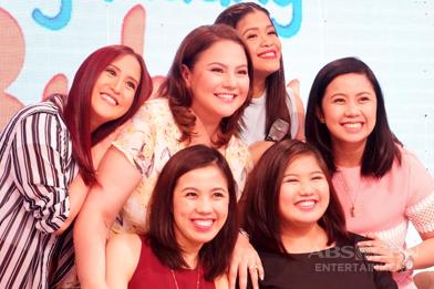 PHOTOS: Magandang Buhay with Robredo sisters