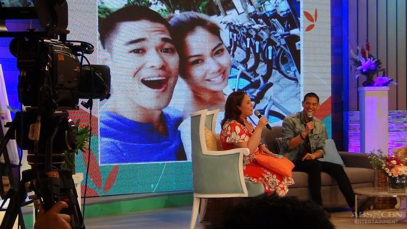 PHOTOS: Magandang Buhay with Kyla, JayR and Daryl Ong