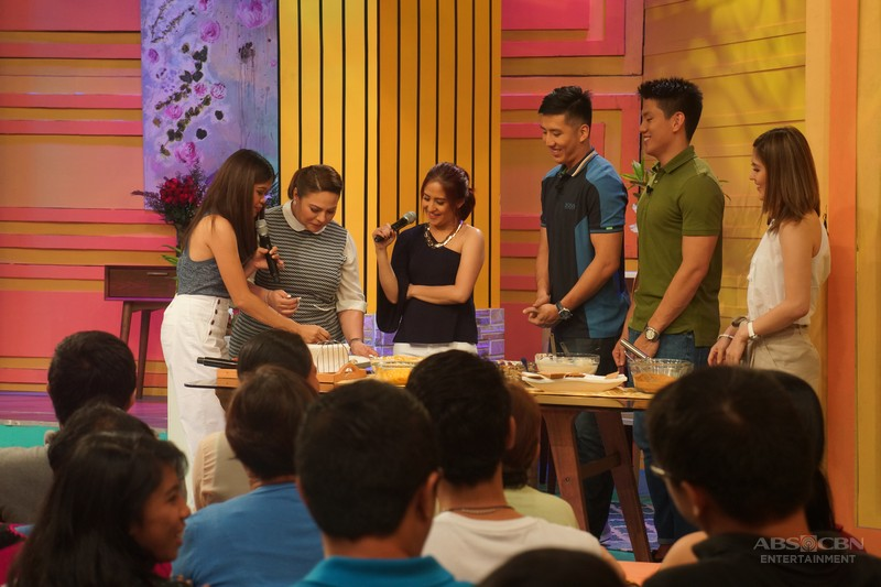 PHOTOS: Magandang Buhay with Teng and Gumabao brothers