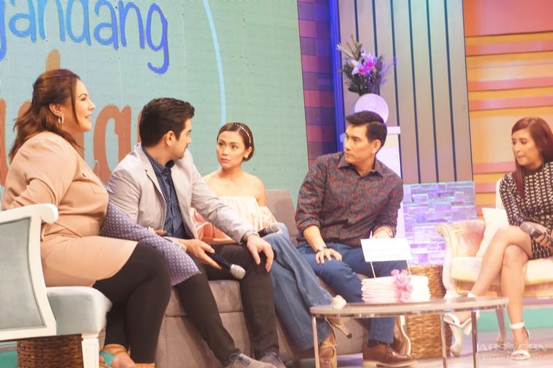 PHOTOS: Magandang Buhay with Jodi Sta Maria