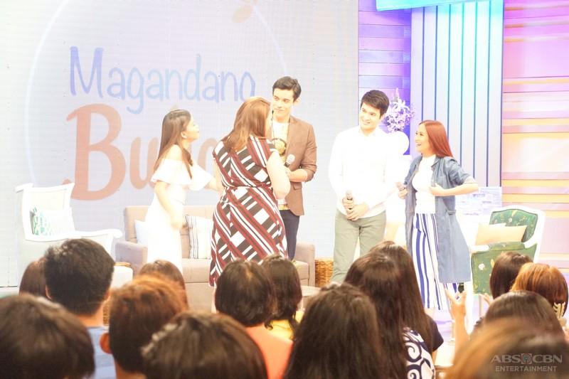 PHOTOS: Magandang Buhay with Xian and Jerome