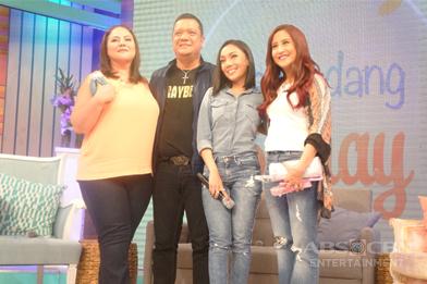 PHOTOS: Magandang Buhay with Jona and Mitoy