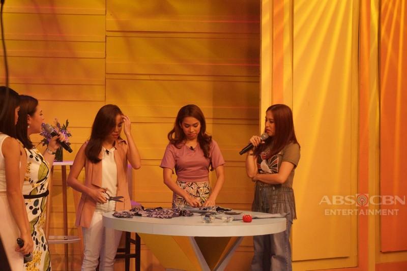 PHOTOS: Magandang Buhay with Alora, Joj and Jai