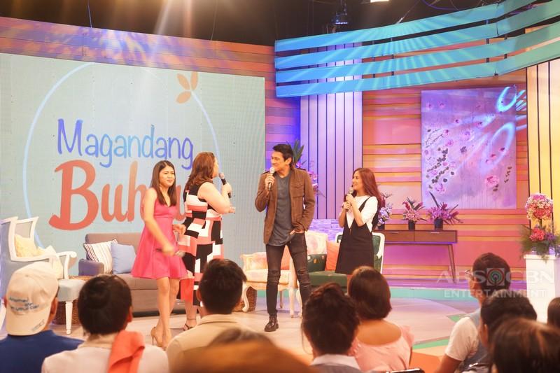 PHOTOS: Magandang Buhay with Gary Valenciano