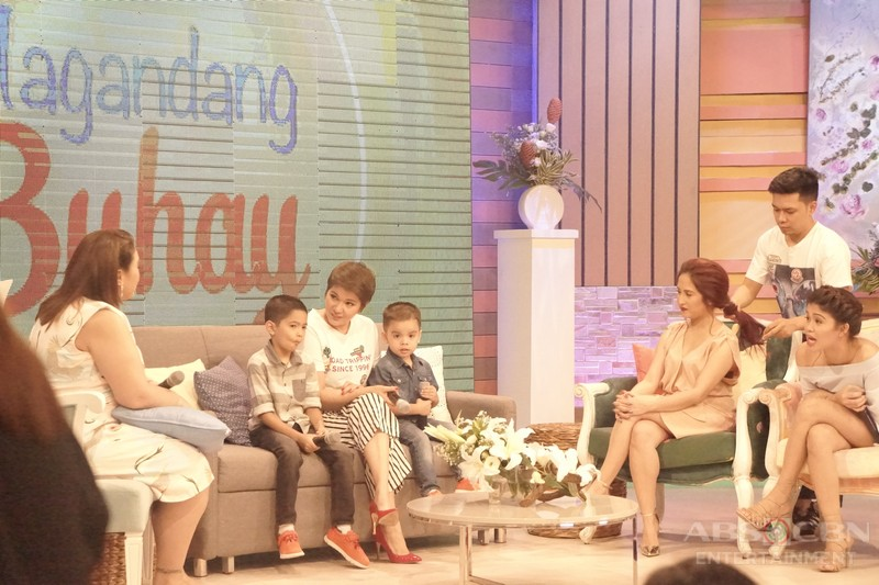 Magandang Buhay with Joey Marquez and Amy Perez