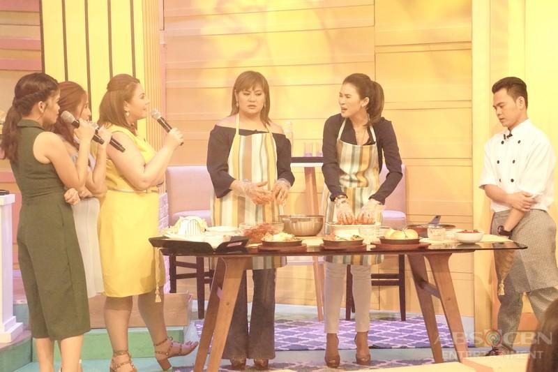 PHOTOS: Magandang Buhay with Gelli de Belen & Candy Pangilinan