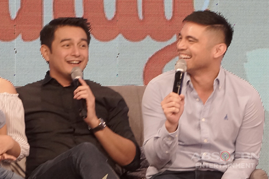 PHOTOS: Magandang Buhay with Dominic and Marvin
