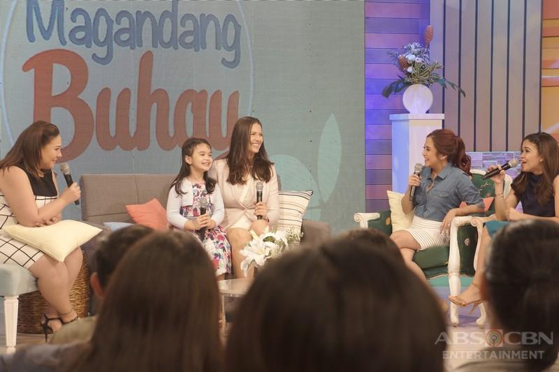PHOTOS: Magandang Buhay with Priscilla Meirelles and Ryan Bang