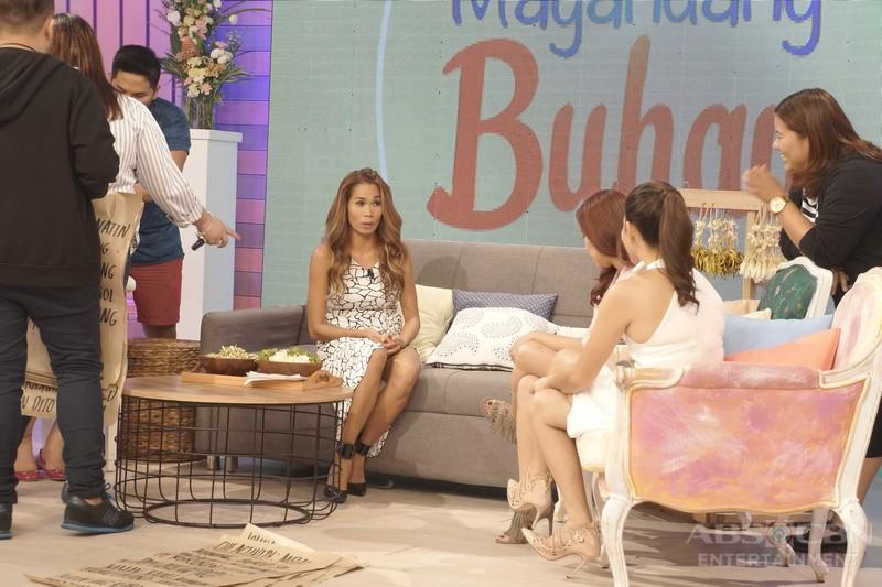 PHOTOS: Magandang Buhay with Pokwang