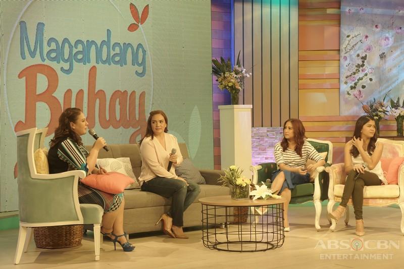 PHOTOS: Magandang Buhay with Sylvia Sanchez