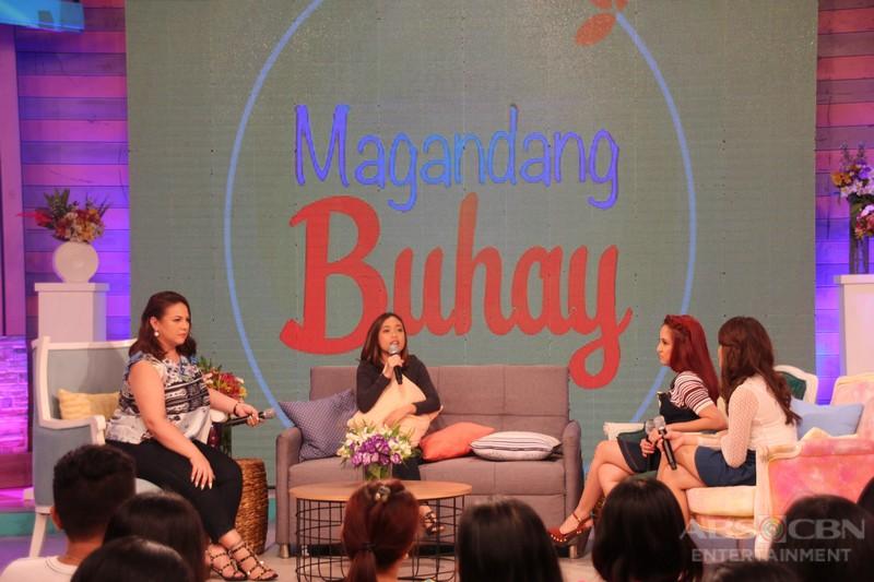PHOTOS: Magandang Buhay with Cai Cortez & Karen Dematera