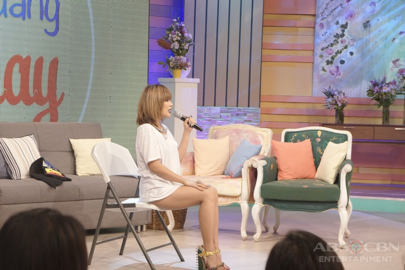 PHOTOS: Magandang Buhay with Teacher Georcelle, Dawn and Sunshine