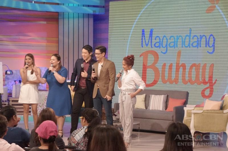 PHOTOS: Magandang Buhay with Richard Poon and Richard Yap