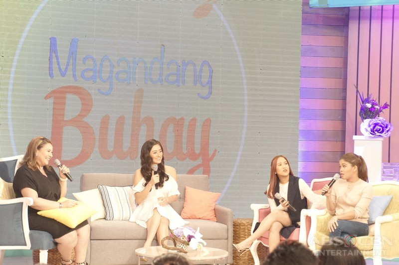 PHOTOS: Magandang Buhay with Jinri Park and Hideo Muraoka