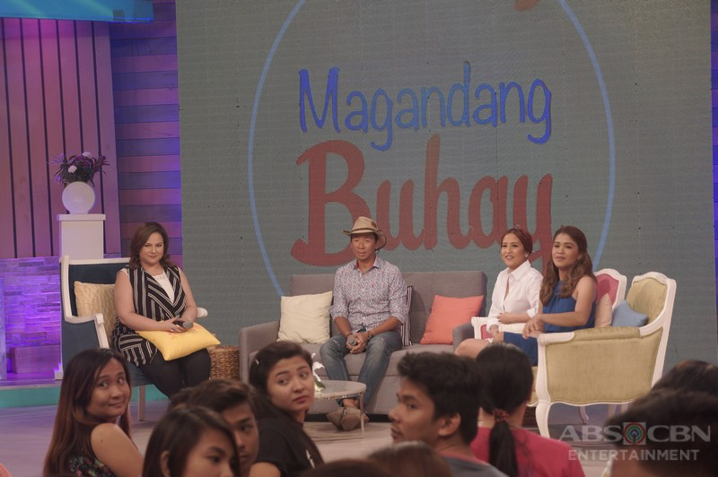 PHOTOS: Magandang Buhay with Kuya Kim, Atty Jose and Jopet Sison