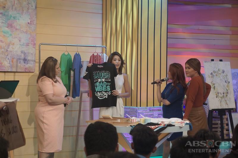 PHOTOS: Magandang Buhay with Gretchen Ho and Ginger Conejero