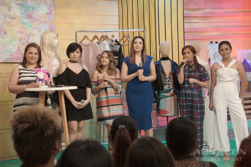PHOTOS: Magandang Buhay with Angel Aquino and Bing Loyzaga
