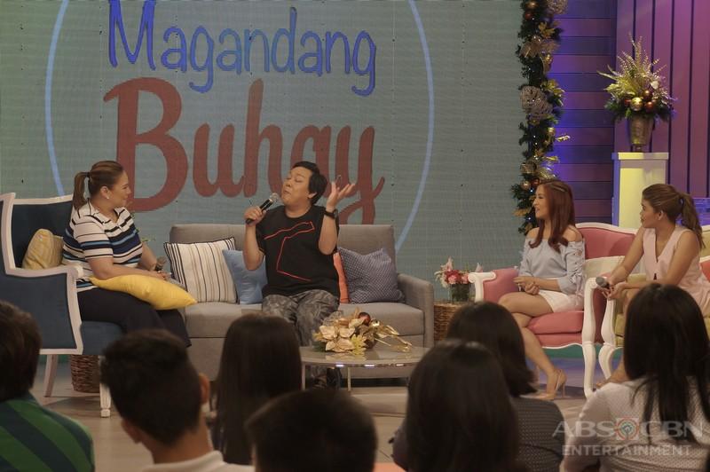 PHOTOS: Magandang Buhay with John Lapus and MJ Cayabyab