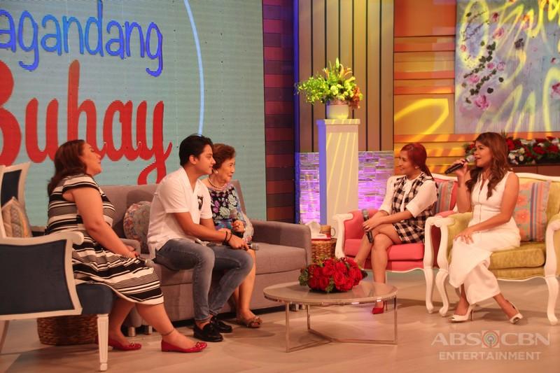PHOTOS: #MagandangBuhayPamilya with Rommel Padilla and Joel Cruz