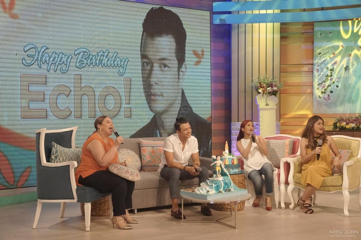 PHOTOS: Magandang Buhay with Jericho Rosales