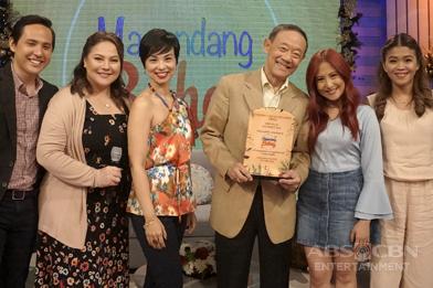 PHOTOS: Magandang Buhay with Jose Mari Chan