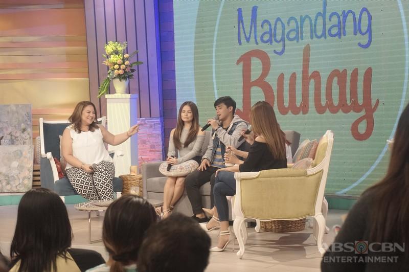 PHOTOS: Magandang Buhay with McLisse