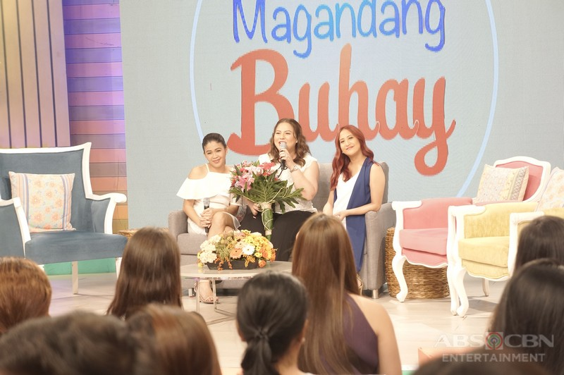 PHOTOS: Magandang Buhay with Arnel Pineda
