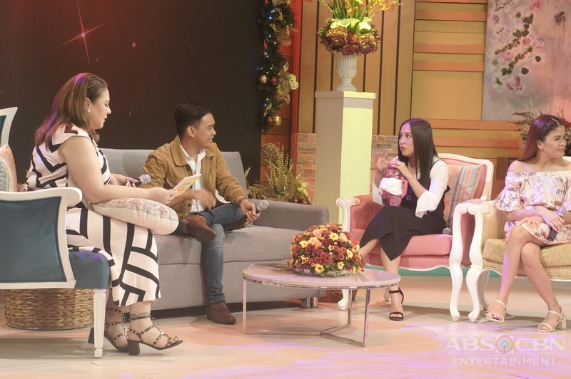PHOTOS: Magandang Buhay with Sue, Kristel and Juan Miguel