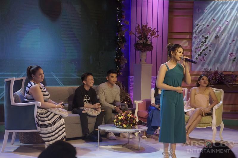 PHOTOS: Magandang Buhay with Jonathan Manalo, Jed Madela, Morissette Amon, Marion Aunor and Daryl Ong
