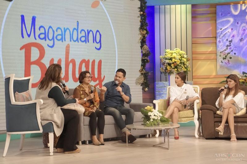 PHOTOS: Magandang Buhay with Eric Nicolas and Bayani Agbayani