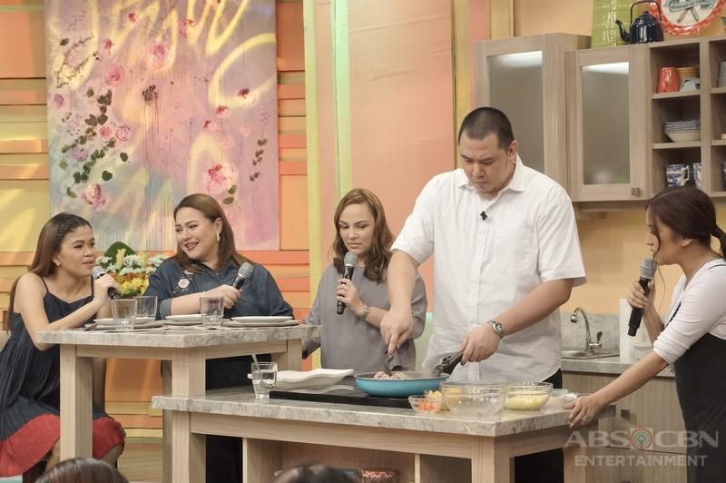 PHOTOS: Magandang Buhay with Tanya & Mark and Matet & Mickey