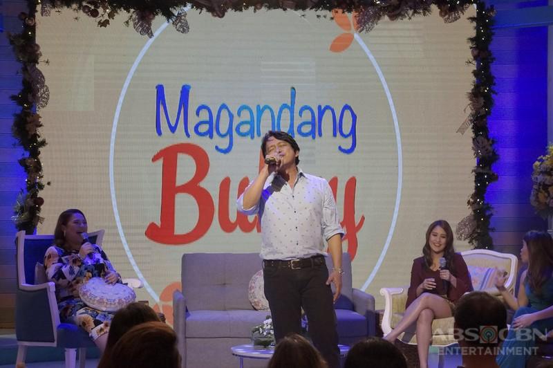 PHOTOS: Magandang Buhay with Rey Valera, Marco Sison and Hajji Alejandro