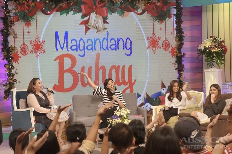 PHOTOS: Magandang Buhay with Ruffa Gutierrez and Richard Yap