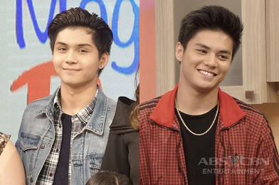 PHOTOS: Magandang Buhay with Hashtags Ronnie and Ryle