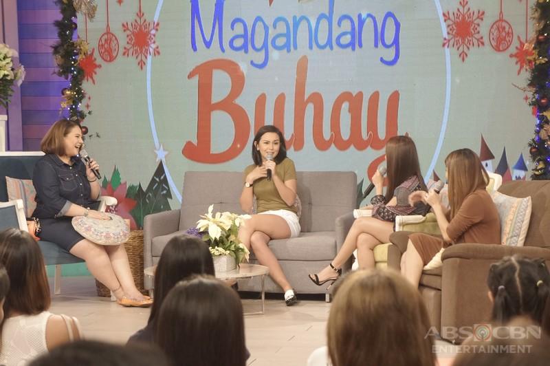 PHOTOS: Magandang Buhay with Beauty Gonzales