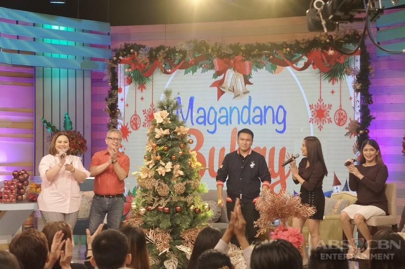 PHOTOS: Magandang Buhay with Mario Dumaual and Jeric Raval