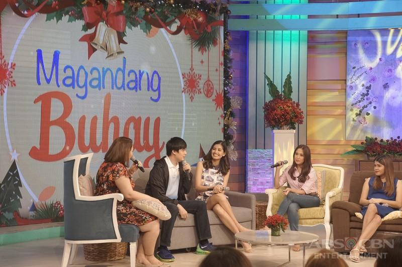 PHOTOS: Magandang Buhay with Shamcey Supsup-Lee and Rufa Mae Quinto