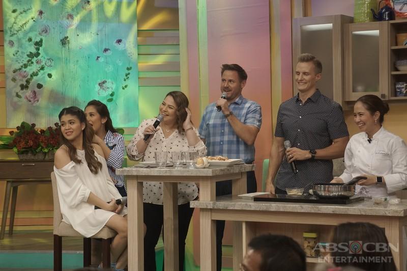 PHOTOS: Magandang Buhay with Marco, Bailey, Lee and Rob